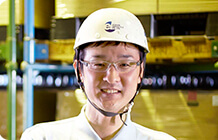 倉庫作業員 2005年入社 Mさん 詳しく見る