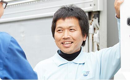 ドライバー 2003年入社 Wさん